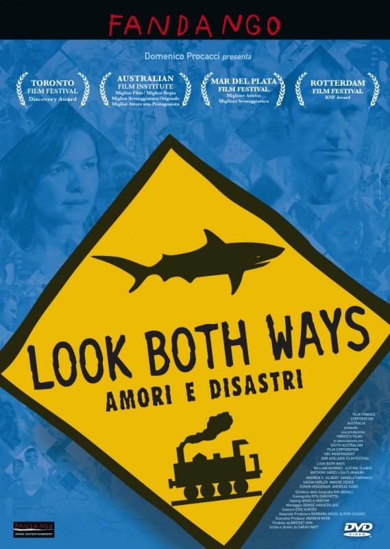 La copertina di Amori e disastri (dvd)
