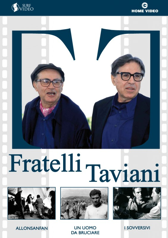 La copertina di Cofanetto Taviani (dvd)