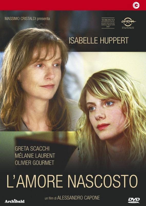 La copertina di L'amore nascosto (dvd)