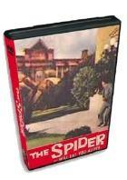 La copertina di La vendetta del ragno nero (dvd)