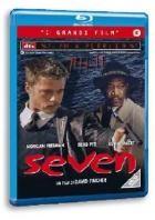 La copertina di Seven (blu-ray)