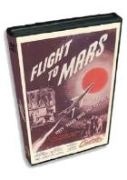 La copertina di Volo su Marte (dvd)