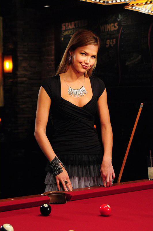 La vecchia amica di Stefan: Lexie (Arielle Kebbel), nell'episodio 162 Candles di The Vampire Diaries