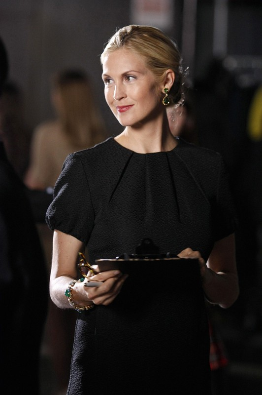 Lily (Kelly Rutherford) in una scena dell'episodio They Shoot Humphreys, Don't They? di Gossip Girl