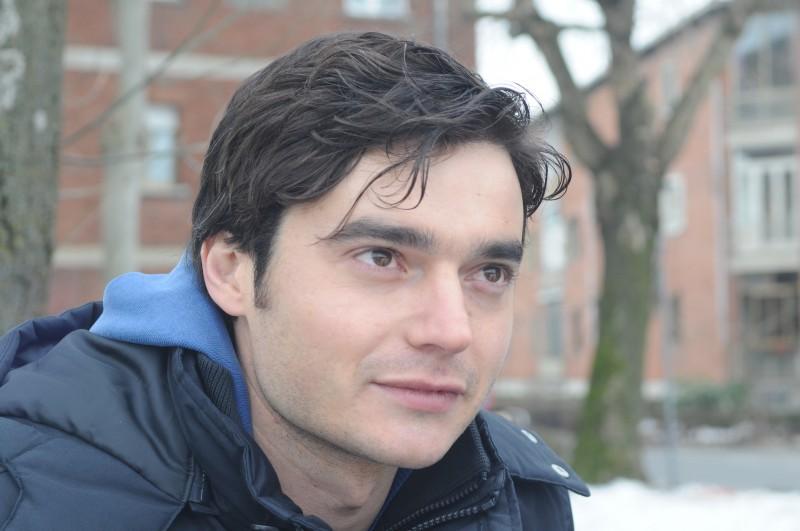 Paolo Briguglia è Eugenio nel film La cosa giusta (2009)