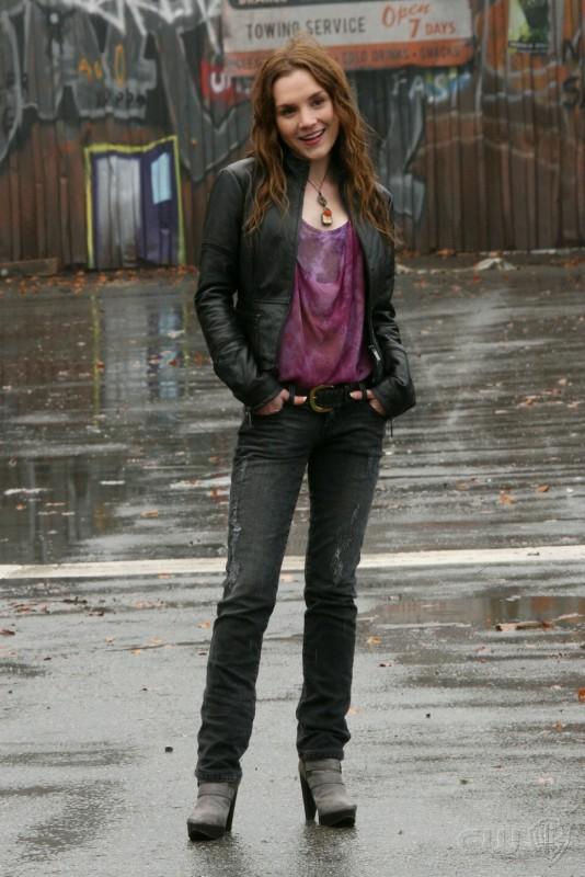 Rachel Miner nell'episodio Abandon All Hope... di Supernatural