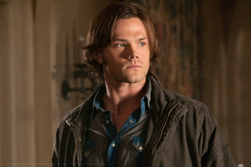 Supernatural: Jared Padalecki in un momento dell'episodio Abandon All Hope...