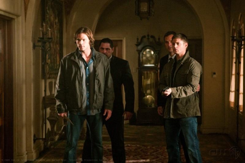 Supernatural: una scena dell'episodio Abandon All Hope...