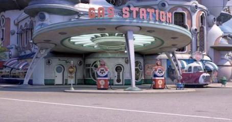 Una immagine del film d'animazione Planet 51 (2009)