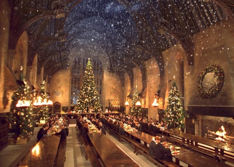 Una scena di Harry Potter e la camera dei segreti