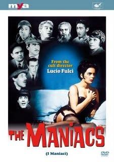 Copertina del film I maniaci