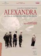 La copertina di Alexandra (dvd)