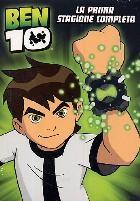 La copertina di Ben 10 - Stagione 01 (dvd)