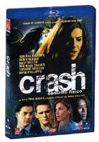 La copertina di Crash - Contatto fisico (blu-ray)
