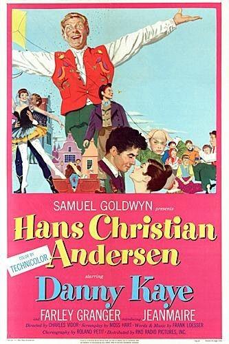 La locandina di Il Favoloso Andersen