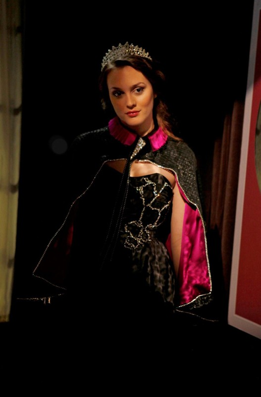 La Queen B (Leighton Meester) nell'episodio The Last Days of Disco Stick della terza stagione di Gossip Girl