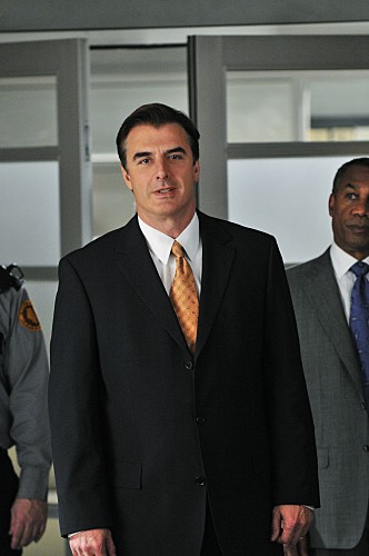 The Good Wife: Chris Noth nell'episodio Threesome