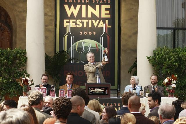 Brothers & Sisters: una scena dell'episodio The Wine Festival