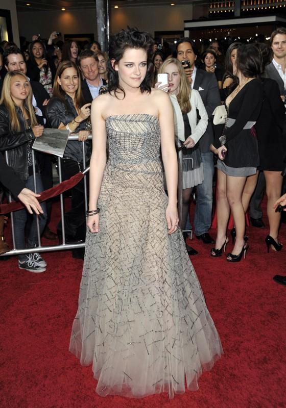 Kristen Stewart alla premiere del film The Twilight Saga: New Moon, a Los Angeles, il 16 Novembre 2009