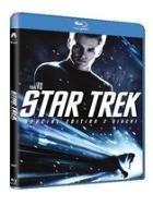 La copertina di Star Trek (blu-ray)