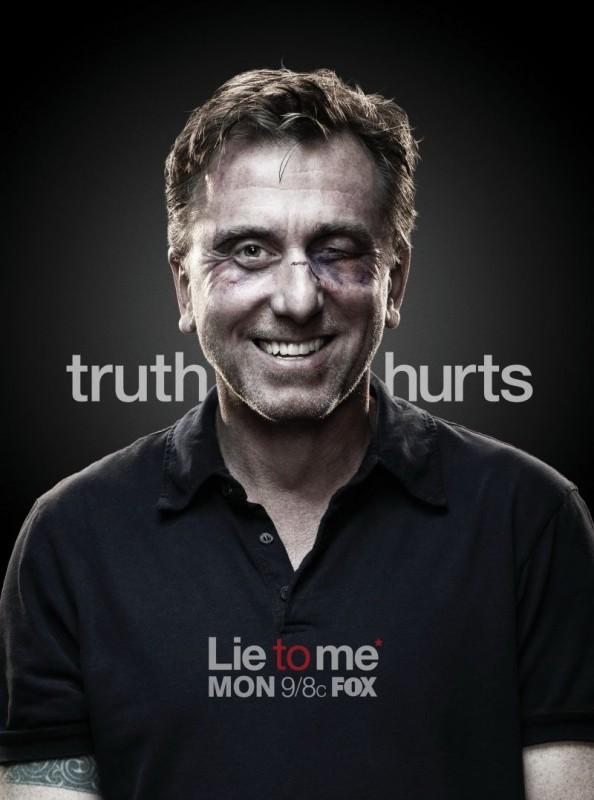 Un nuovo poster della stagione 2 di Lie to Me
