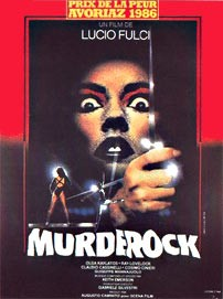 La locandina di Murderock - uccide a passo di danza