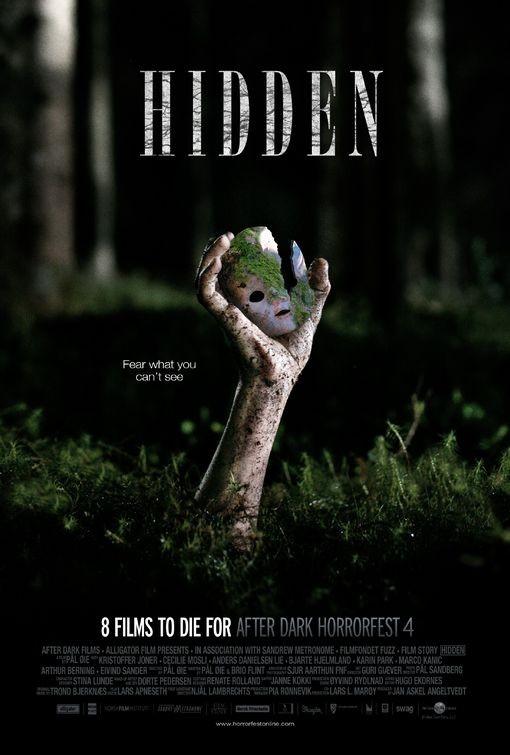 La locandina di Skjult - Hidden