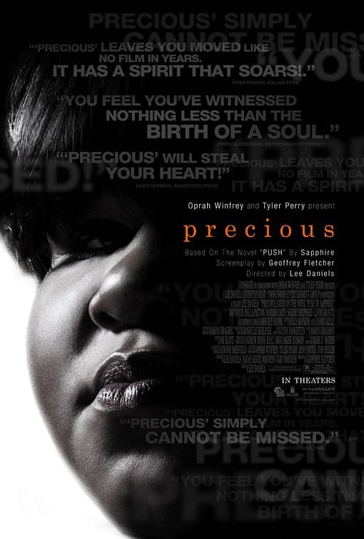 Nuovo poster per il pluripremiato Precious