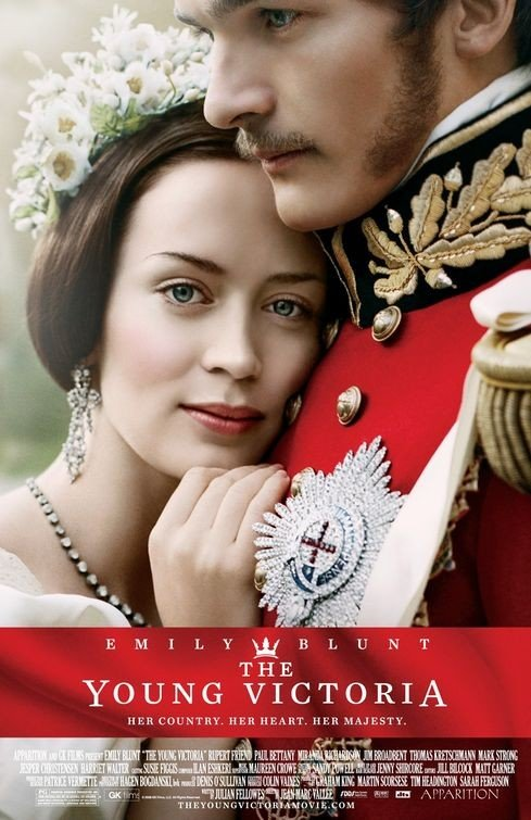 Nuovo poster per The Young Victoria