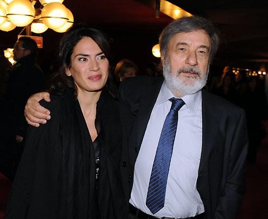 Torino Film Festival 2009: Maya Sansa con Gianni Amelio