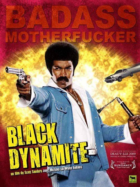 Character Poster (2) per Black Dynamite