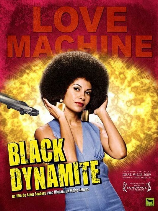 Character Poster (5) per Black Dynamite