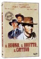 La copertina di Il buono, il brutto, il cattivo - Nuova edizione restaurata (dvd)