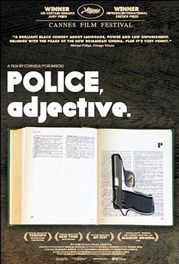La locandina di Police, adjective
