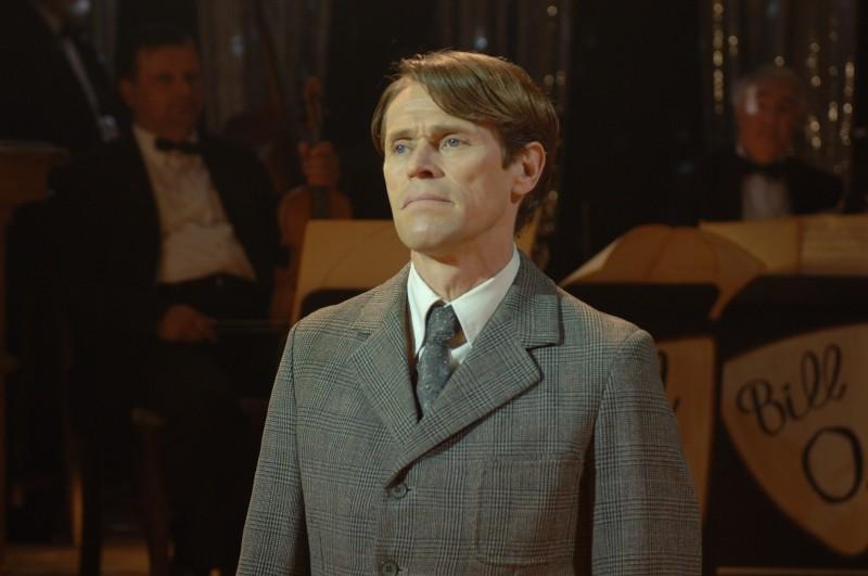 Willem Dafoe in una sequenza del film Adam Resurrected