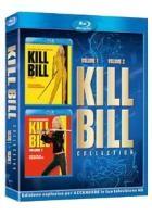 La copertina di Kill Bill Collection (blu-ray)