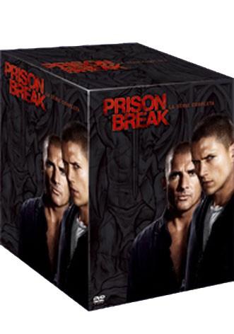 La copertina di Prison Break - La stagione completa (dvd)