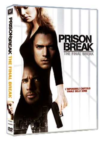 La copertina di Prison Break: The Final Break (dvd)