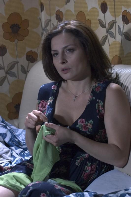 Lidia Vitale è nel cast del film Senza amore (2007)