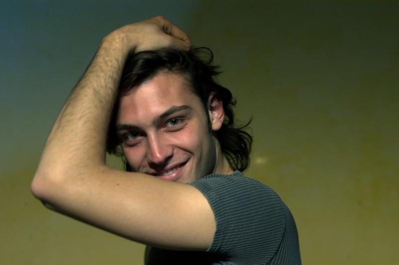 Marco Cacciapuoti in una foto promo del film Senza amore (2007)