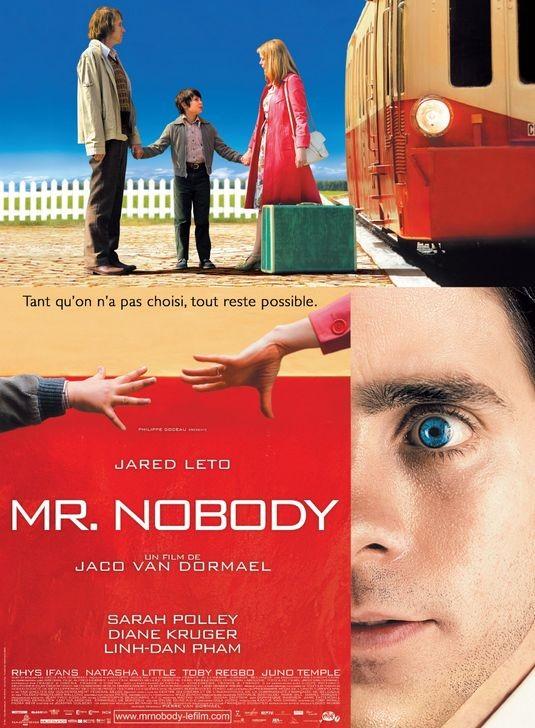 Poster francese per Mr. Nobody
