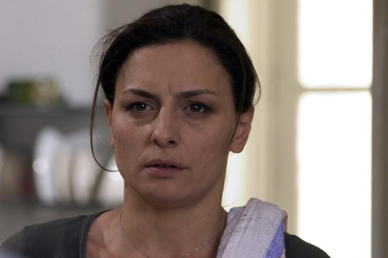 Primo piano di Lidia Vitale nel dramma Senza amore (2007)