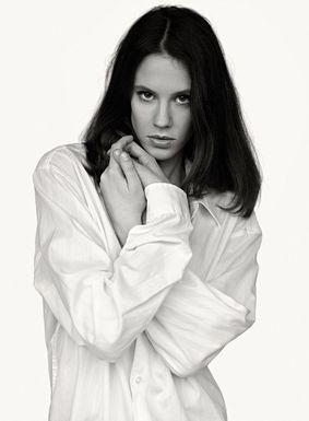 Una foto di Chiara Martegiani, attrice