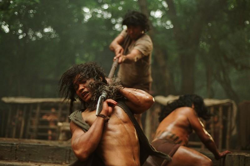 scena del sequel di Ong Bak, diretto da Tony Jaa
