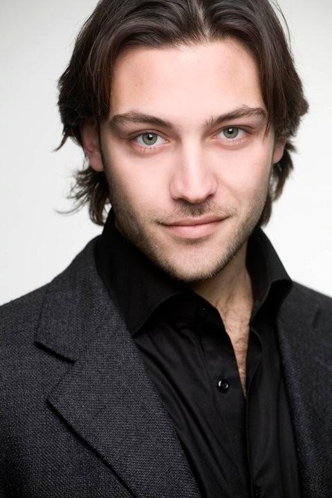 Marco Cacciapuoti in una foto promo