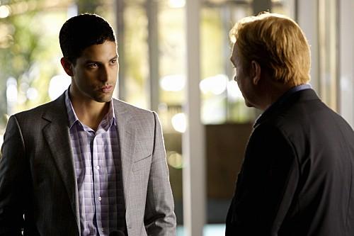 CSI Miami: Adam Rodriguez e David Caruso nell'episodio Delko for the Defense