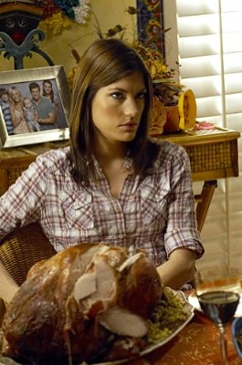 Dexter: Jennifer Carpenter nell'episodio Hungry Man