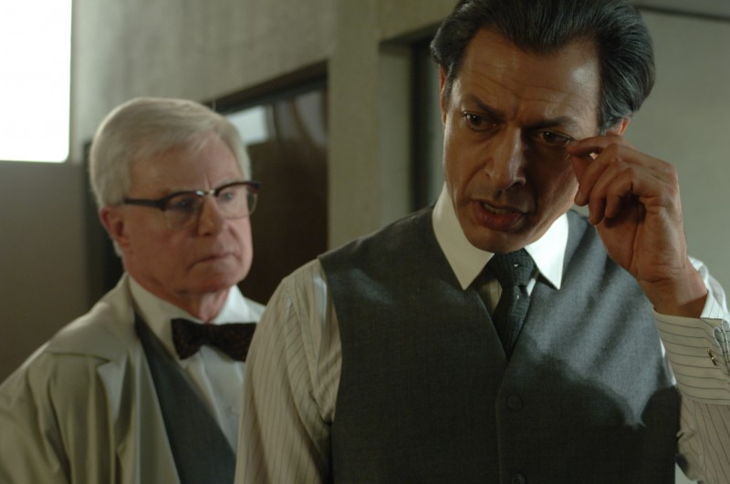 Jeff Goldblum in una scena del drammatico Adam Resurrected