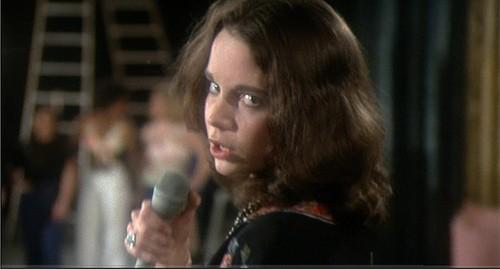 Jessica Harper in una scena del film Il fantasma del palcoscenico (1974)