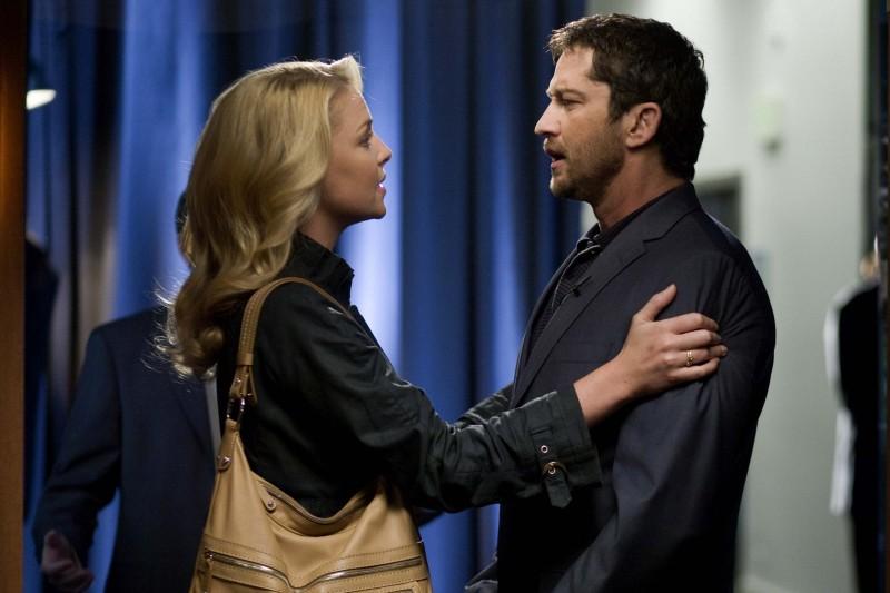 Katherine Heigl e Gerard Butler sono le star del film La dura verità (2009)